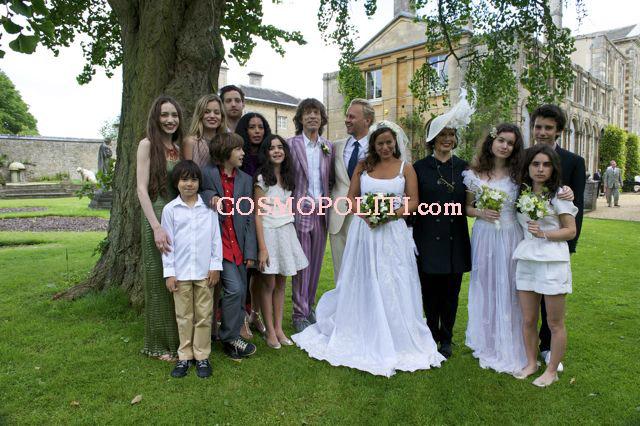 Jade jagger wedding
